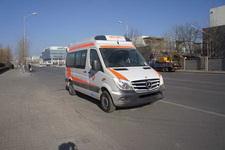 北铃牌BBL5042XJH型救护车