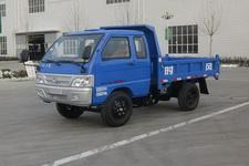 时风牌SF2010PD-1型自卸低速货车图片
