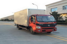 福田欧马可国四单桥厢式运输车118马力5吨以下(BJ5049XXY-F6)