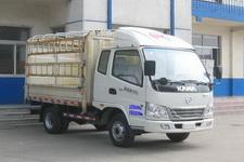奥峰牌SD2820PCS型仓栅低速货车图片