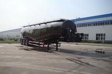 盛润牌SKW9406GFLB型低密度粉粒物料运输半挂车图片