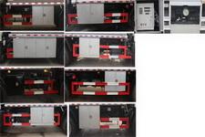 润知星牌SCS5070GJYA型加油车图片