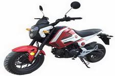 巨能牌JN50Q型两轮轻便摩托车图片