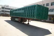 吉鲁恒驰12米24吨3轴垃圾转运半挂车(PG9401ZLJ)