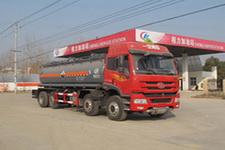 CLW5314GFWC4型程力威牌腐蚀性物品罐式运输车图片