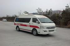大马牌HKL5040XJHA型救护车图片