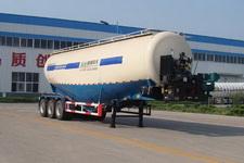 盛润牌SKW9402GFLC型低密度粉粒物料运输半挂车图片