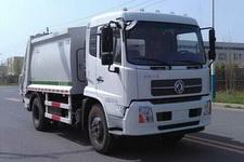 安旭牌AX5120ZYSE5型压缩式垃圾车图片