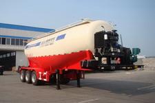 盛润牌SKW9381GFLC型中密度粉粒物料运输半挂车图片