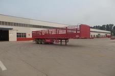 豫前通12米29.9吨3轴仓栅式运输半挂车(HQJ9370CCY)