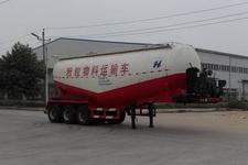 中基华烁牌XHS9400GFL型低密度粉粒物料运输半挂车图片