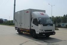 江铃牌JX5068XXYXGA2型厢式运输车图片