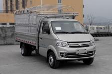 长安跨越国五单桥仓栅式运输车112马力5吨以下(SC5031CCYFAD52)