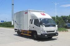 江铃牌JX5068XXYXPGA2型厢式运输车图片