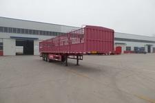 豫前通12.5米30.6吨3轴仓栅式运输半挂车(HQJ9370CCYD)