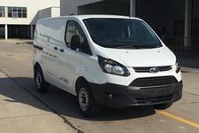 江铃全顺牌JX5043XXYTD-L5型厢式运输车