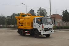 重汽王牌车载式混凝土泵车