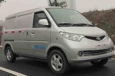 劲骐牌WXS5024XXYBEV01型纯电动厢式运输车