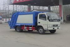 CLW5070ZYSD5型程力威牌压缩式垃圾车图片
