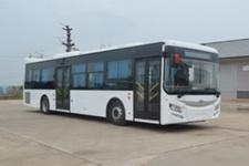 紫象牌HQK6128PHEVNG2型插电式混合动力城市客车图片