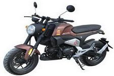巨能牌JN50Q-3型两轮轻便摩托车图片