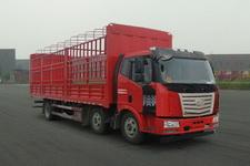 柳特神力牌LZT5250CCYPK2E5L8T3A95型仓栅式运输车图片