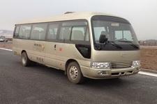 7米|10-22座中植汽车纯电动客车(CDL6700LRBEV)