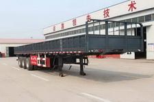 庄宇12米34吨3轴半挂车(ZYC9400)