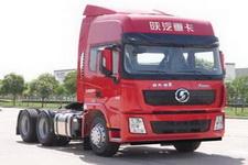陕汽后双桥,后八轮牵引车500马力(SX4250XC42)