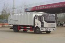 程力威牌CLW5160ZDJC5型压缩式对接垃圾车