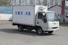 江淮康玲国五冷藏车