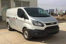江铃全顺牌JX5033XXYPDA-L5型厢式运输车
