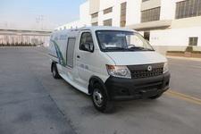 海德牌CHD5033ZLJBEV型纯电动自卸式垃圾车图片