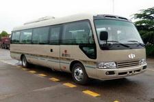 8.1米|24-31座中植汽车纯电动客车(CDL6810LRBEV1)