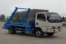 程力威牌CLW5070ZBST5型摆臂式垃圾车图片