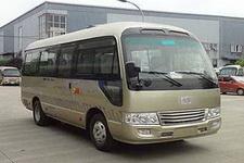 6米|10-19座中植汽车纯电动客车(CDL6606LRBEV1)