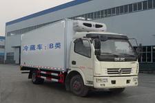 CLW5080XLC5型程力威牌冷藏车图片