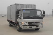 开瑞绿卡国四单桥厢式运输车109马力5吨以下(SQR5042XXYH29D)
