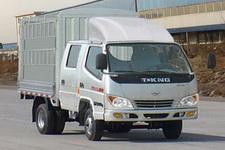 唐骏汽车国四单桥仓栅式运输车68马力5吨以下(ZB5020CCYBSC3F)