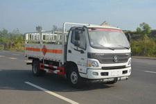 欧马可4米2国五气瓶运输车