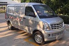卡威牌JNQ5037XXYBEV型纯电动厢式运输车