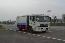 江特牌JDF5160ZYSDFL5型压缩式垃圾车
