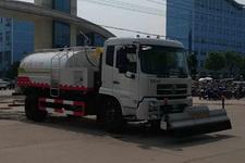 程力威牌CLW5162GQXD5型清洗车