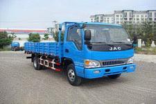 江淮骏铃国四单桥货车124-160马力5吨以下(HFC1056P91K2C5)