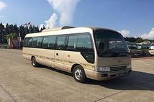 8.1米|10-31座牡丹纯电动城市客车(MD6810BEVG)