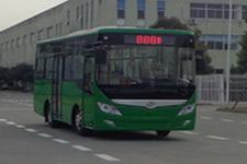 华新牌HM6760CRD5J型城市客车