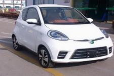 知豆牌SMA7001BEV72型纯电动轿车图片