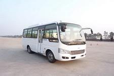 合客牌HK6669Q型客车