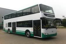 金龙牌XMQ6111SGN5型双层城市客车图片