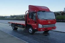 解放牌CA5041TPBP40K17L1E5A85型平板运输车图片